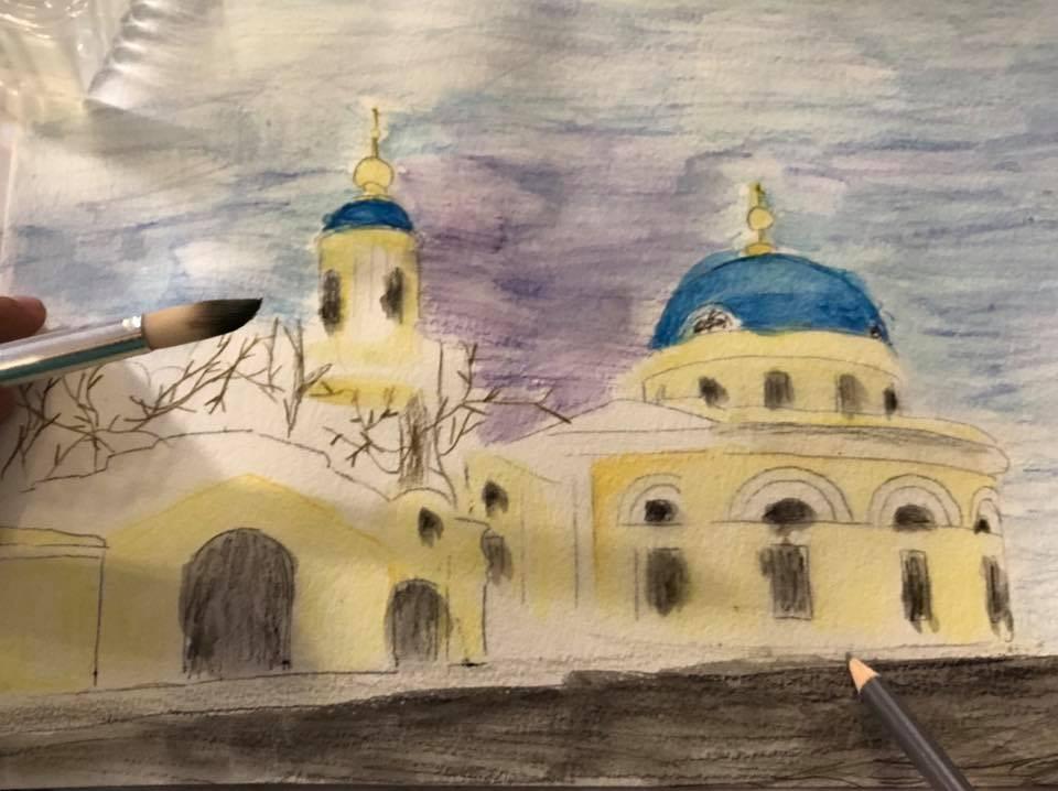 Храм в честь иконы Божией Матери «Всех скорбящих Радость» (Атланта, США)