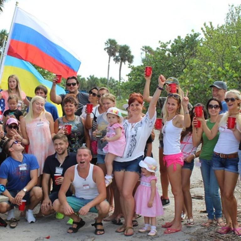 Русские во Флориде (США)
