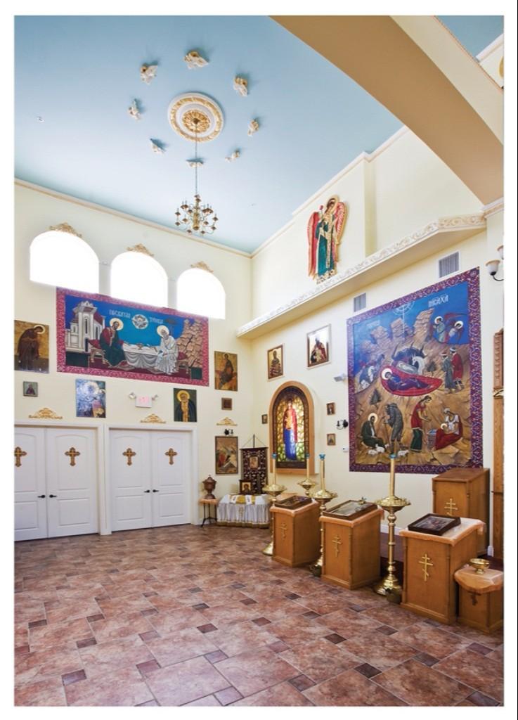 Церковь Андрея Стратилата (Санкт-Петербург, Флорида)