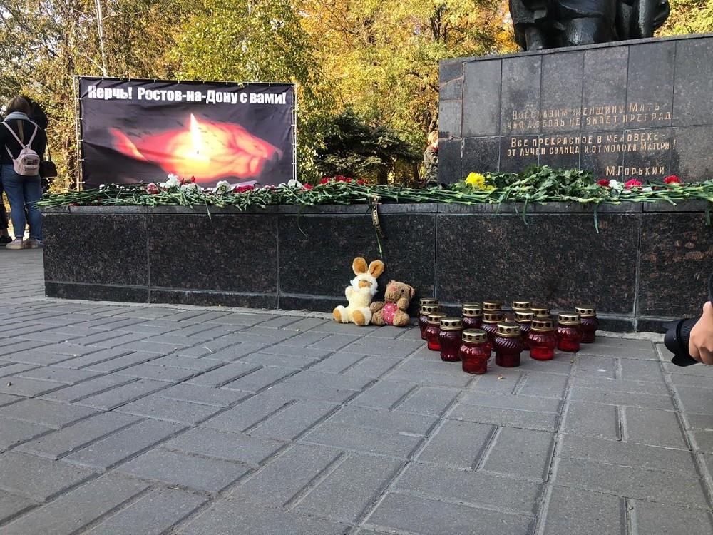 Памятник «Мать и дитя» в Ростове-на-Дону