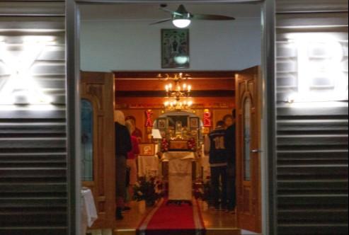 Свято-Покровский храм в Сиднее
