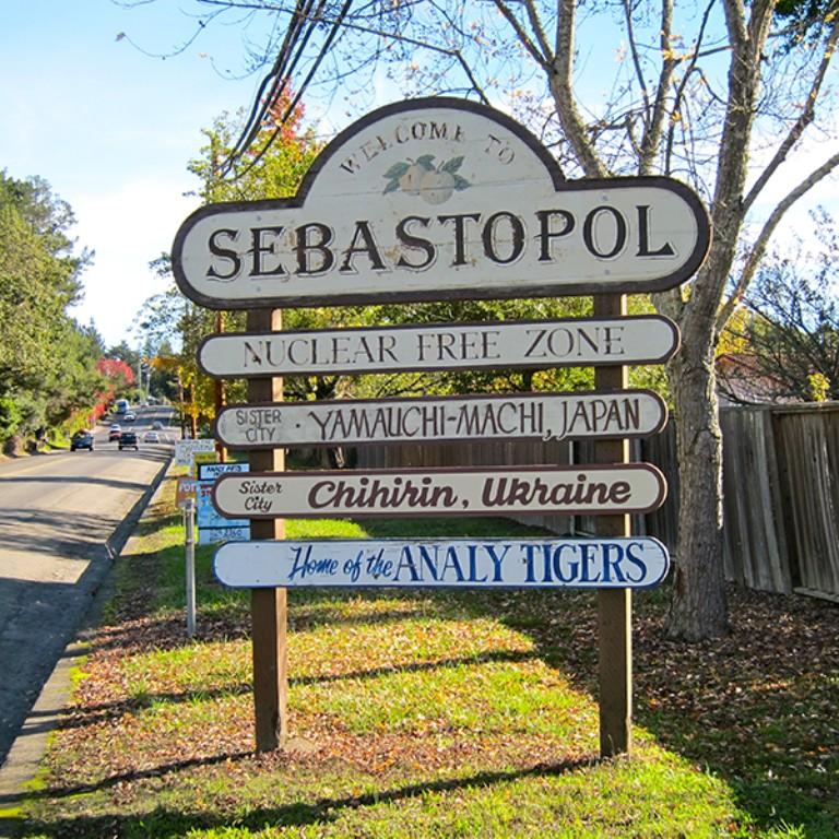 Себастопол (Калифорния, США)