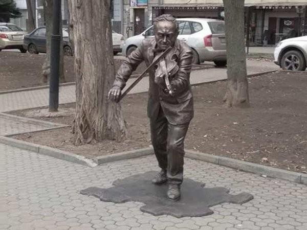 Скрипач ростовский Моня