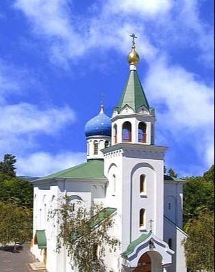 Церковь святителя Николая Чудотворца в Австралии