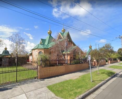 Церковь Успения Пресвятой Богородицы в Австралии
