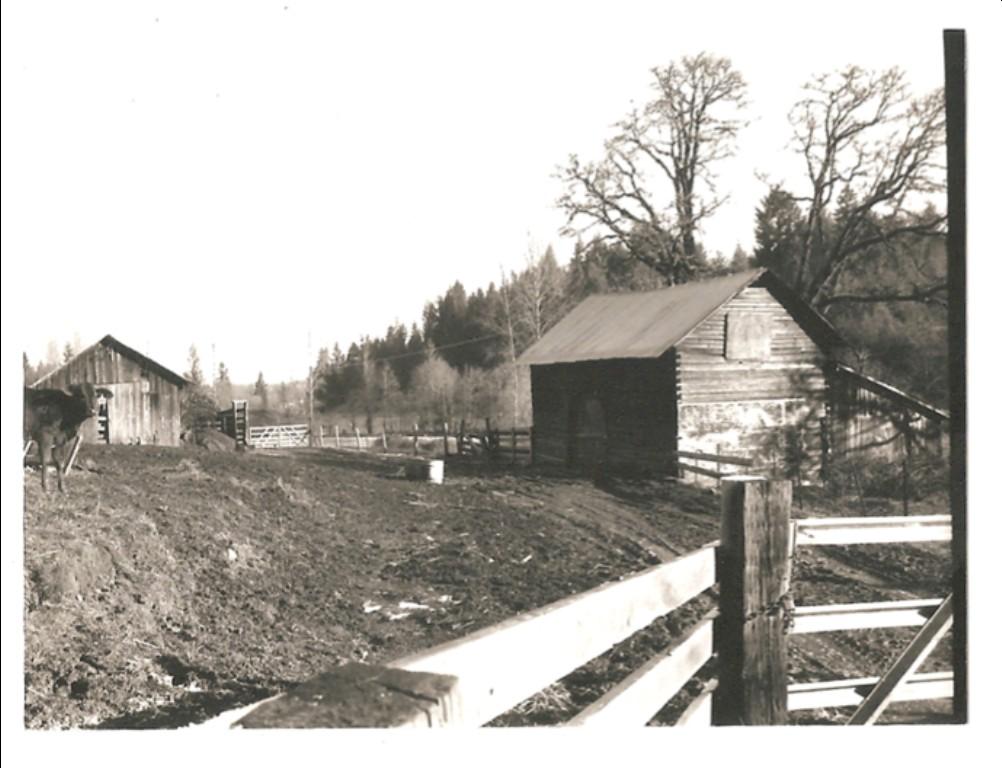 """Русский """"колониальный"""" дом в Орегоне (Molalla Log Cabin, США)"""