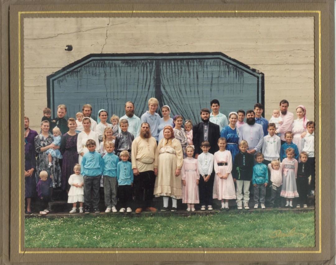 Старообрядцы в Орегоне (США)
