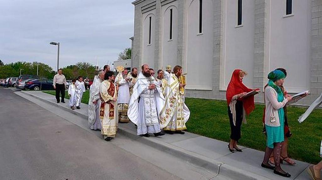 Свято-Георгиевский храм (Солт-Лейк-Сити, США)