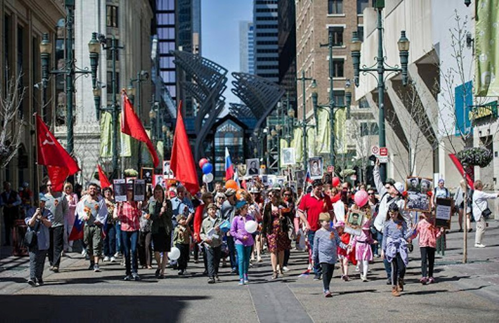Современная русская община в Калгари (Канада)