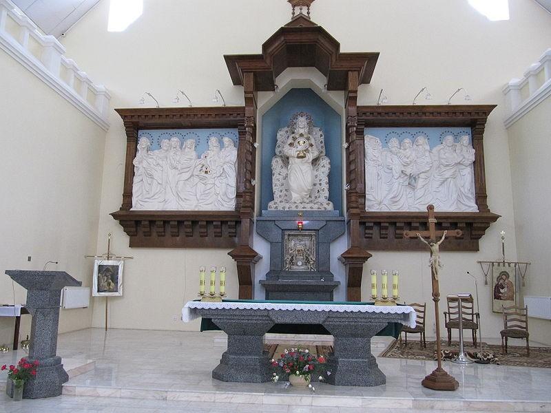 Католическая церковь «Тайной Вечери»