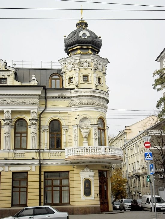 Дом Черновой в Ростове-на-Дону