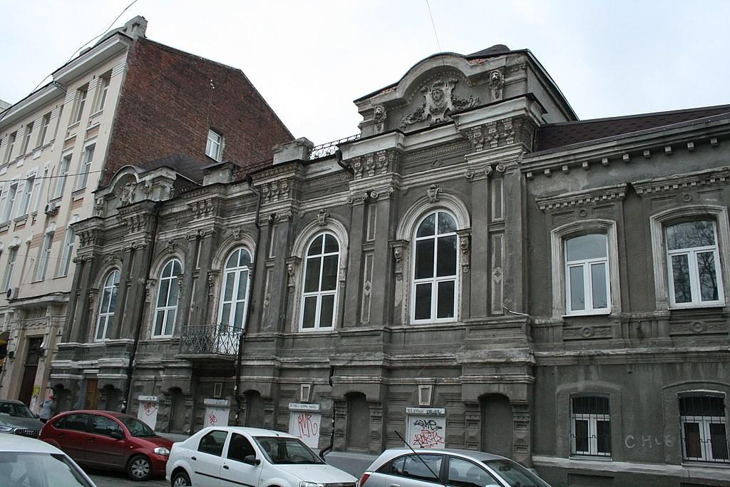 Дом фабриканта Солодова