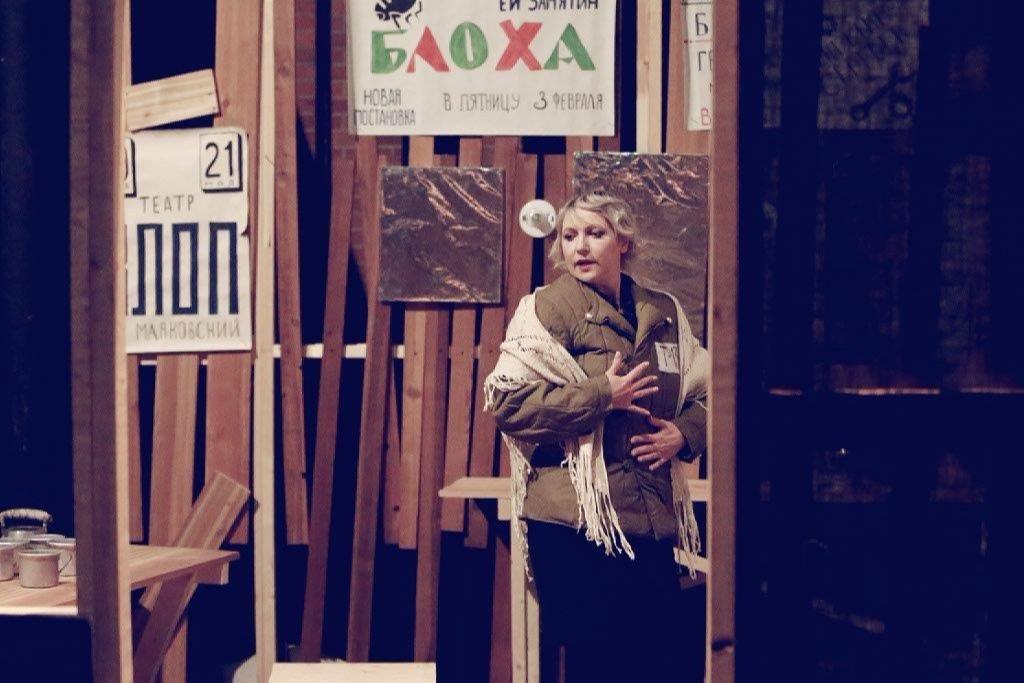 Русские театры в Калгари (Канада)