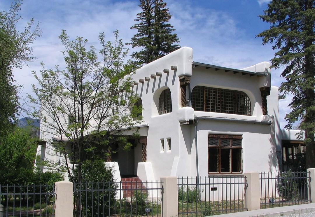 Художественный музей Таоса в Нью-Мексико (Таос, США)