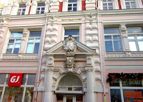 Доходный дом купца Генч-Огулаева