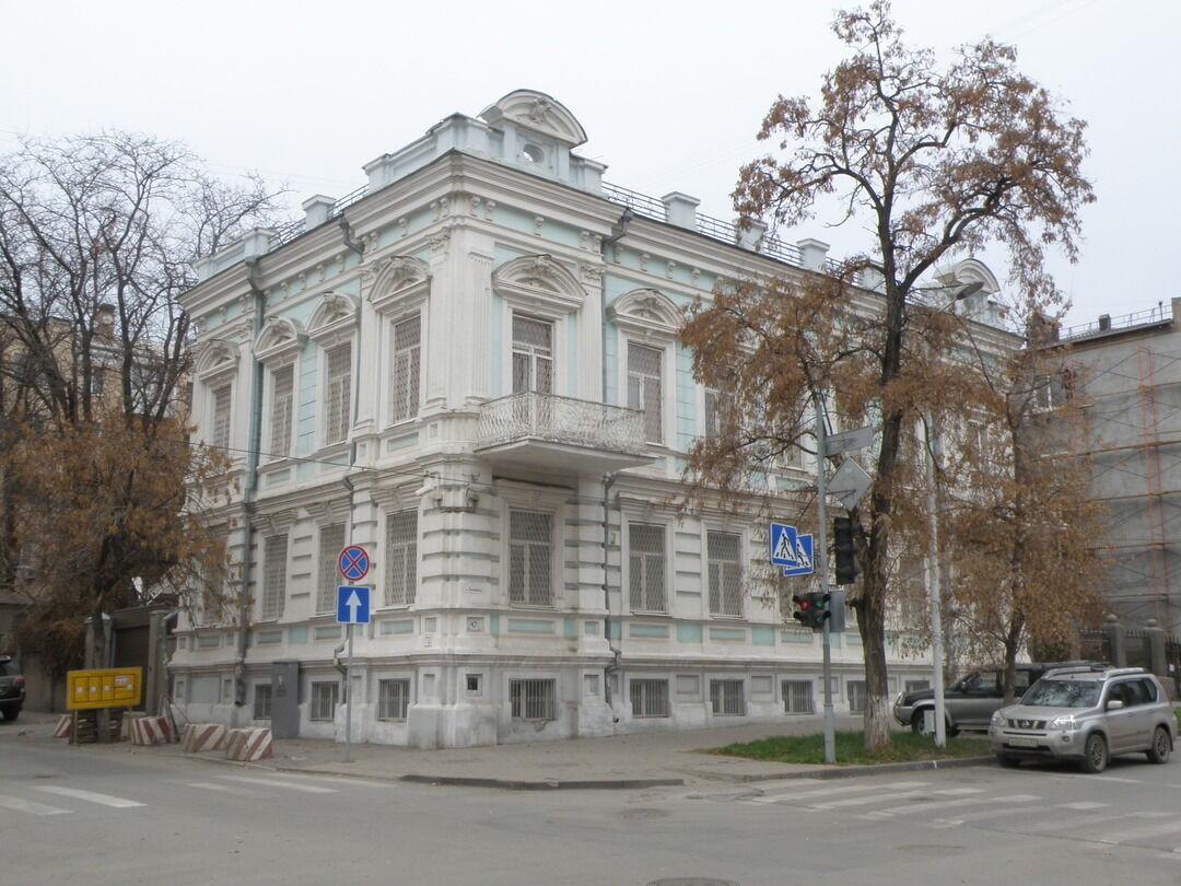 Дом Резниченко в Ростове-на-Дону