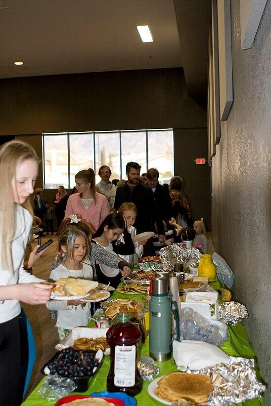 Русская школа в Альбукерке (Нью-Мексико, США)