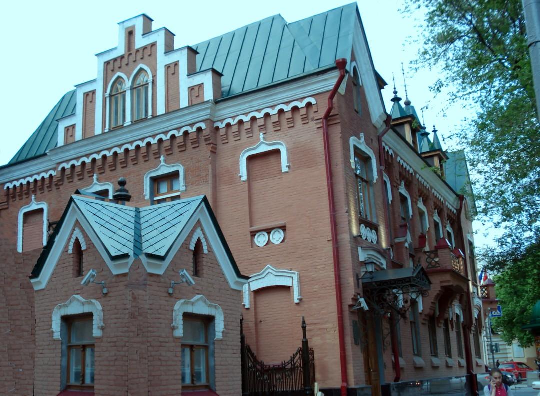 Дом братьев Мартын(Красный домик)