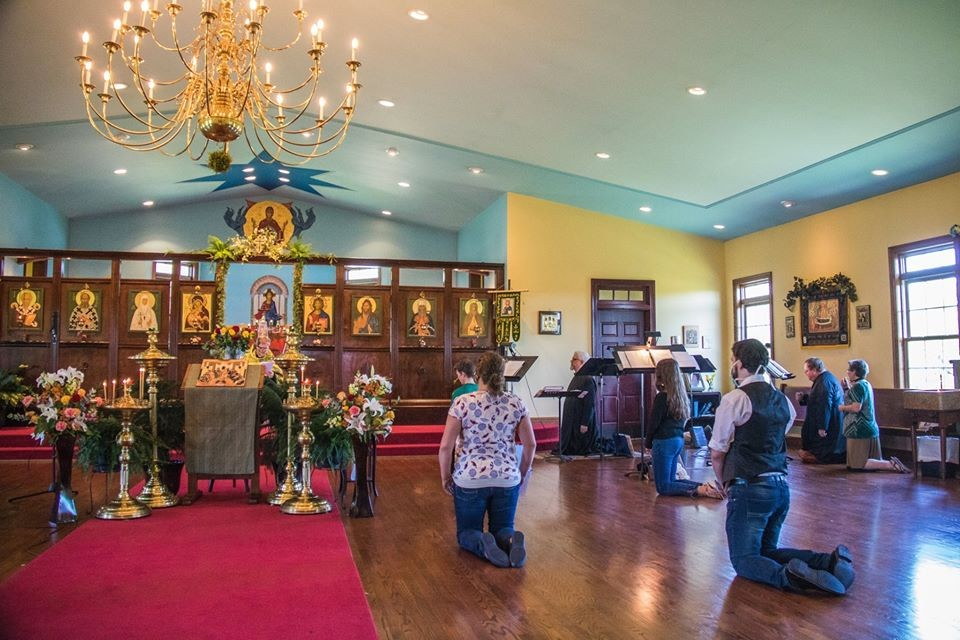 Приход Святого Афанасия (Николасвилл, Кентукки, США)