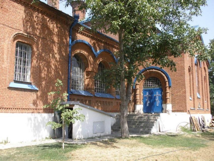 Церковь Успения Богородицы в хуторе Недвиговка