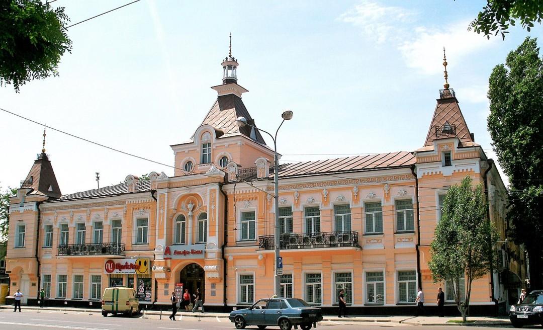 Доходный дом ростовского купцаШендерова