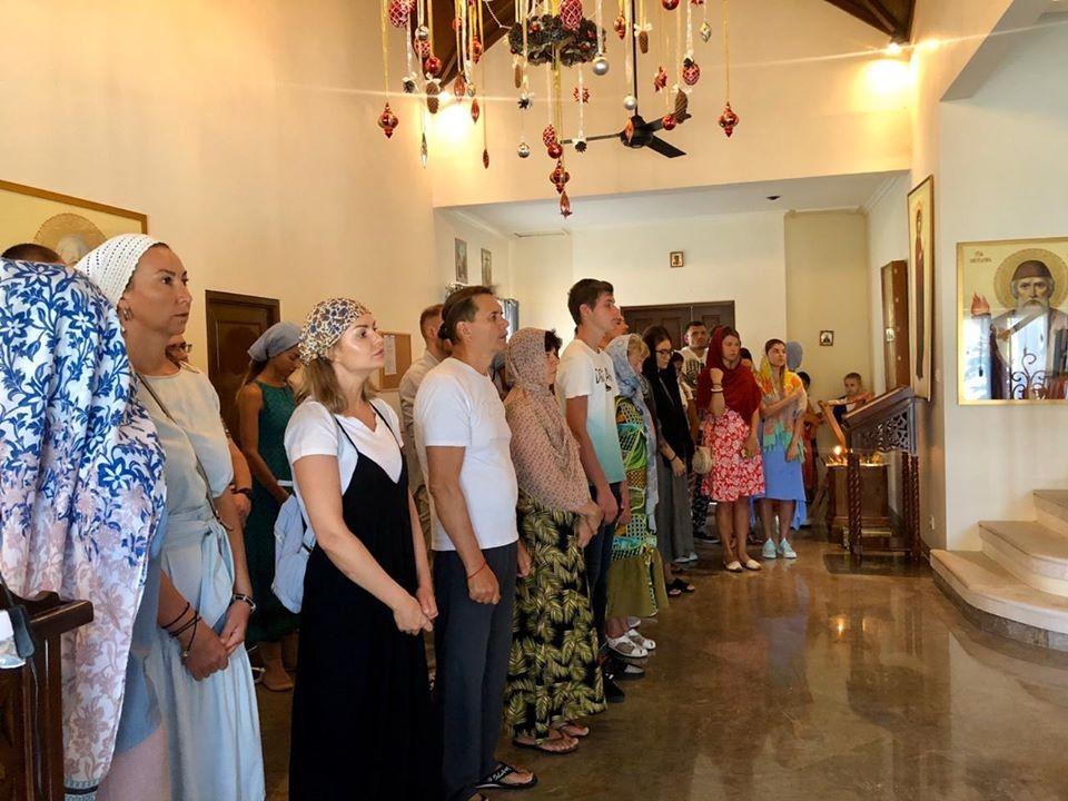 Русская православная церковь на Бали