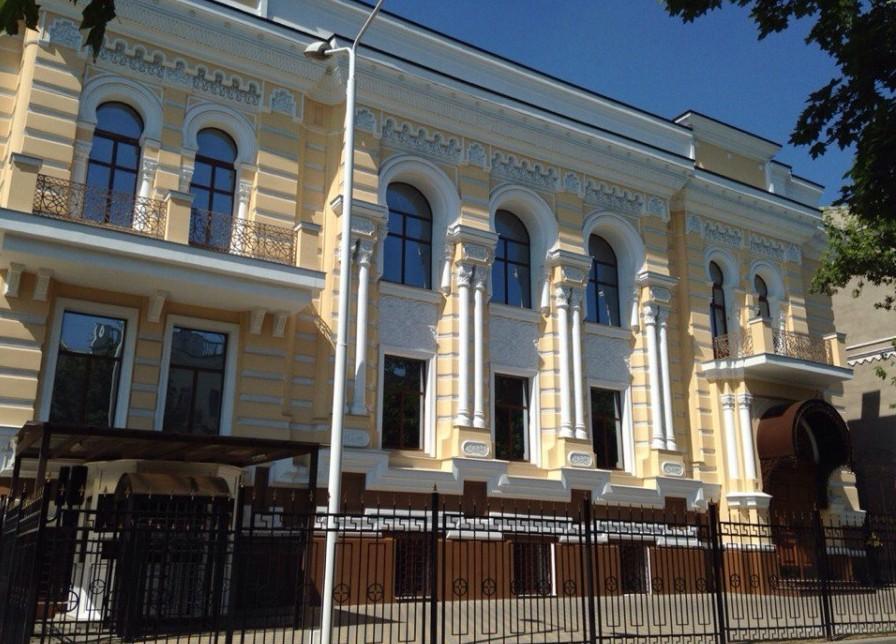Доходный дом Василия Кушнарева