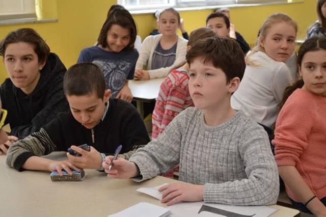 Русская школа в Монреале (Канада)