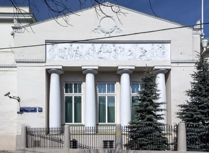 Дом Н.И.Миндовского