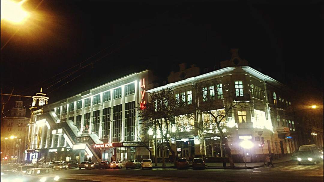 Торговый дом ростовского судовладельца Пустовойтова
