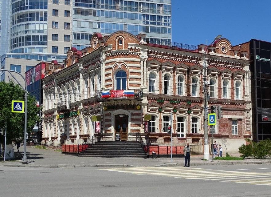 Дом братьев Серебряковых (Волгоград)