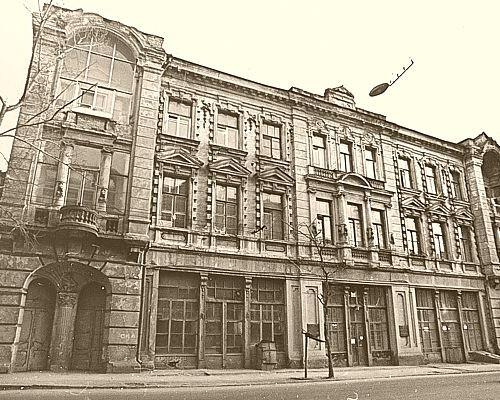 Доходный дом наследников купцаМаксимова