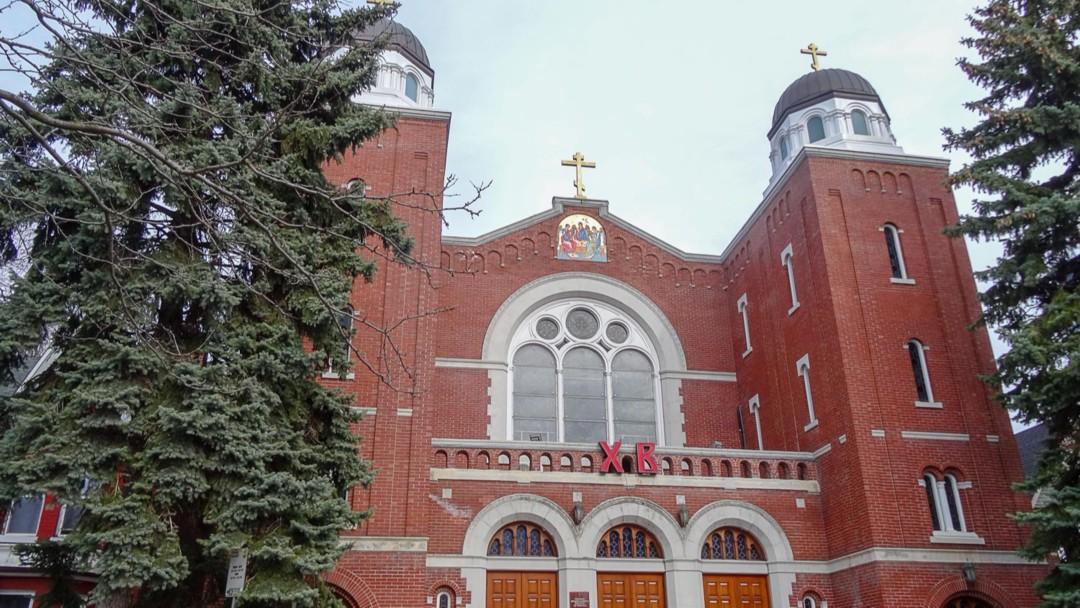 Церковь Святой Троицы (Торонто, Канада)