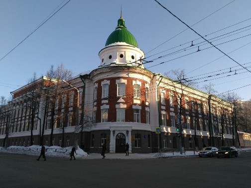 Музей археологии и этнографии Пермского Предуралья