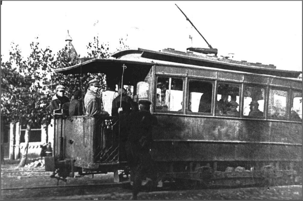 Трамвайный мост в Пензе