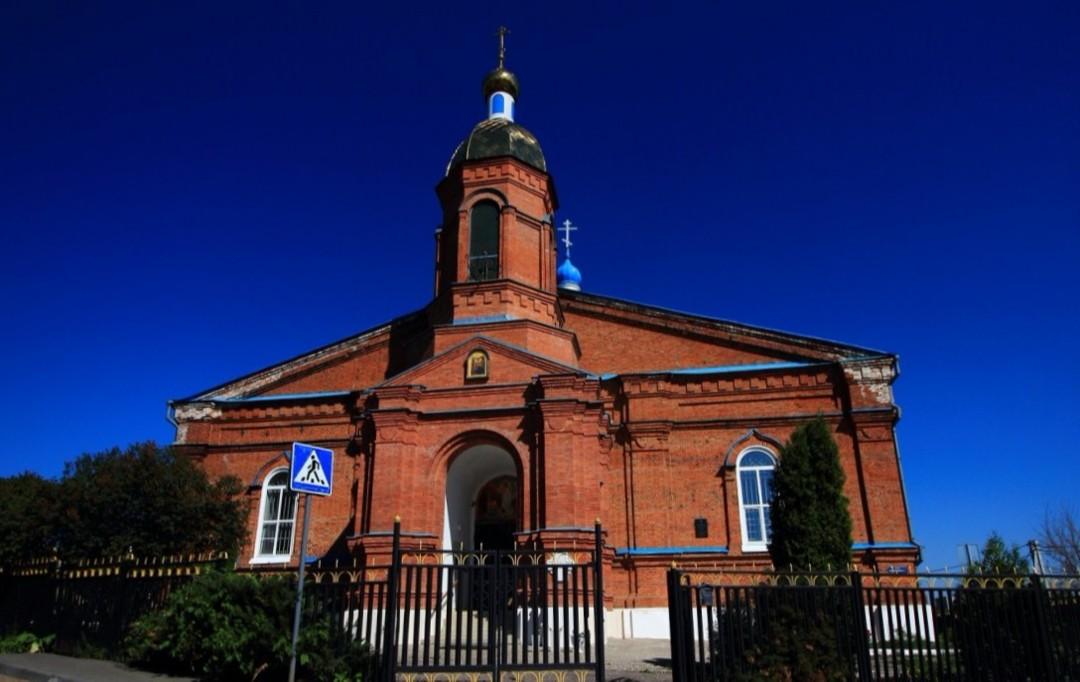 Церковь Введения во Храм Пресвятой Богородицы (Пенза)
