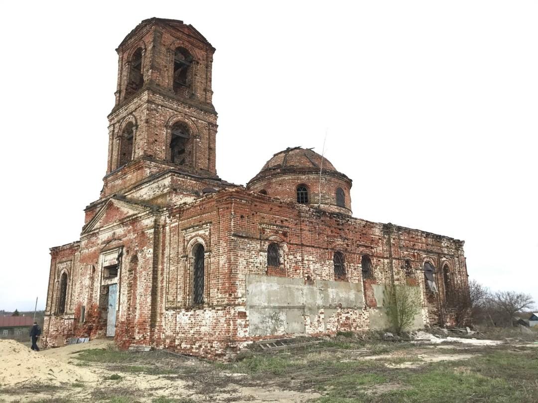 Христорождественский храм (с. Старая Толковка, Пензенская область)