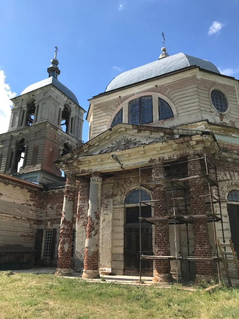 Казанский храм (с.Трескино, Пензенская область)