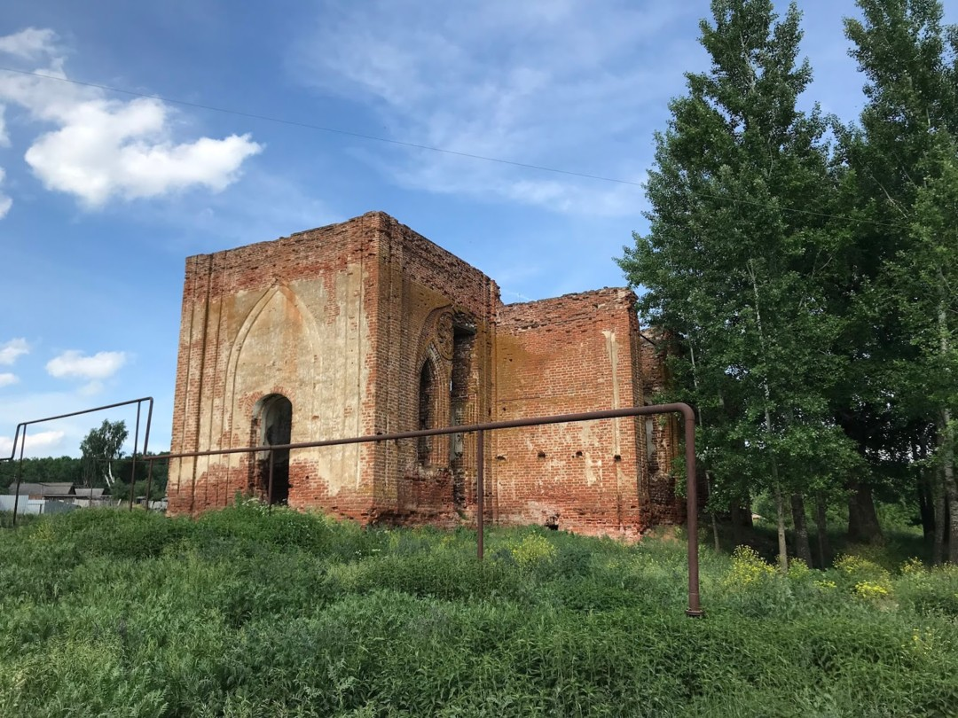 Храм Михаила Архангела (с.Кучки Пензенская область)