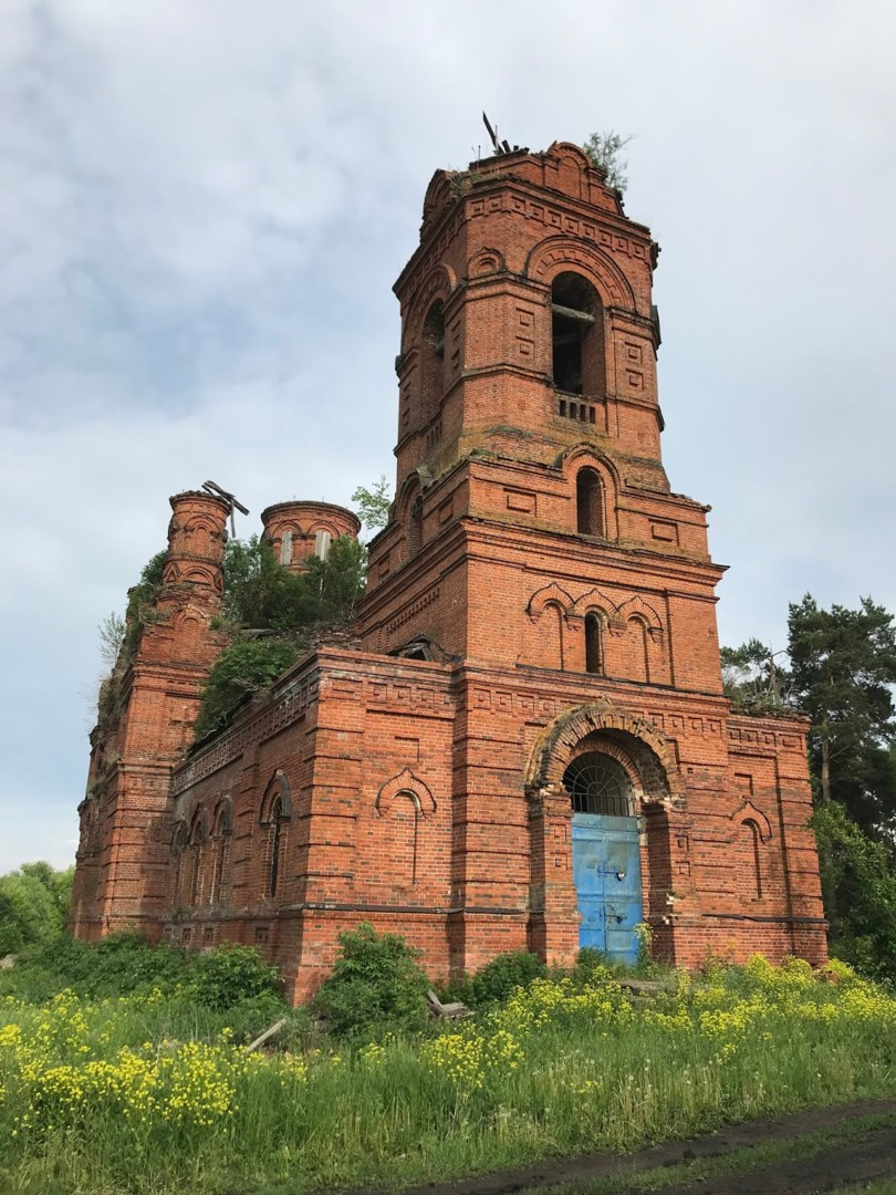 Церковь Рождества Пресвятой Богородицы (с.Алексеевка, Пензенская область)