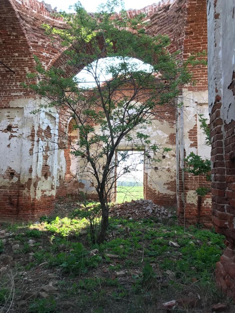Петропавловский храм (бывшее село Рящино, Пензенская область)