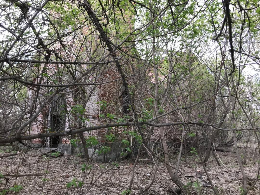 Храм во имя Архистратига Михаила (с.Липовка, Пензенская область)