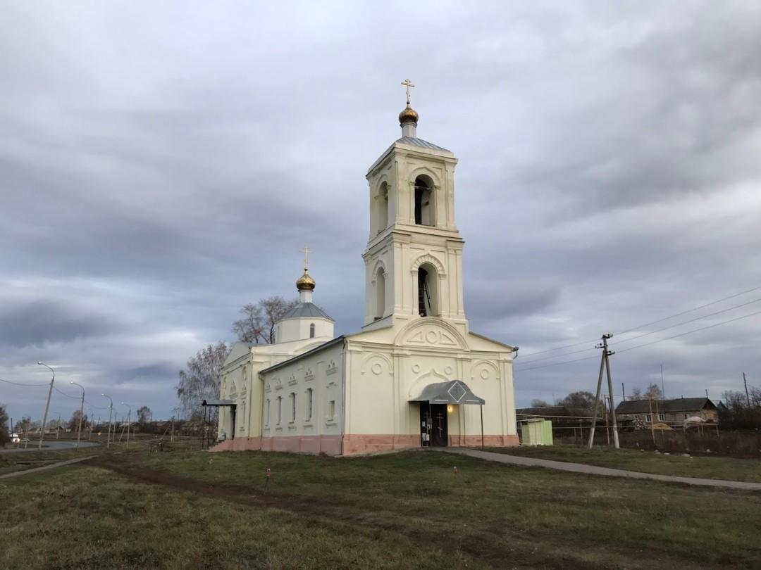 Казанский храм (с. Подгорное, Пензенская область)