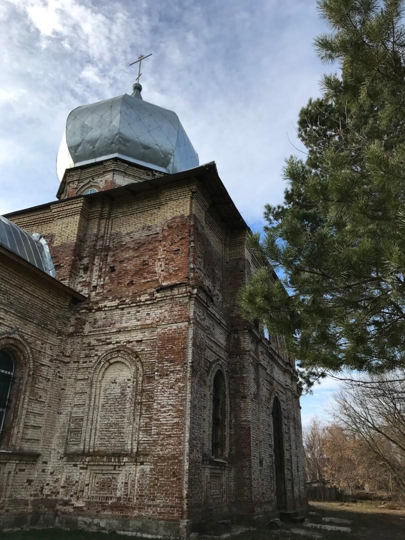 Свято-Троицкий храм (с. Долгоруково, Пензенская область)