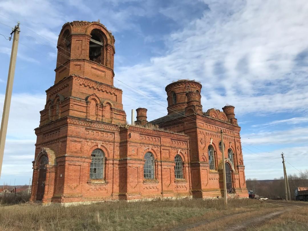 Казанский храм (с. Марфино, Пензенская область)