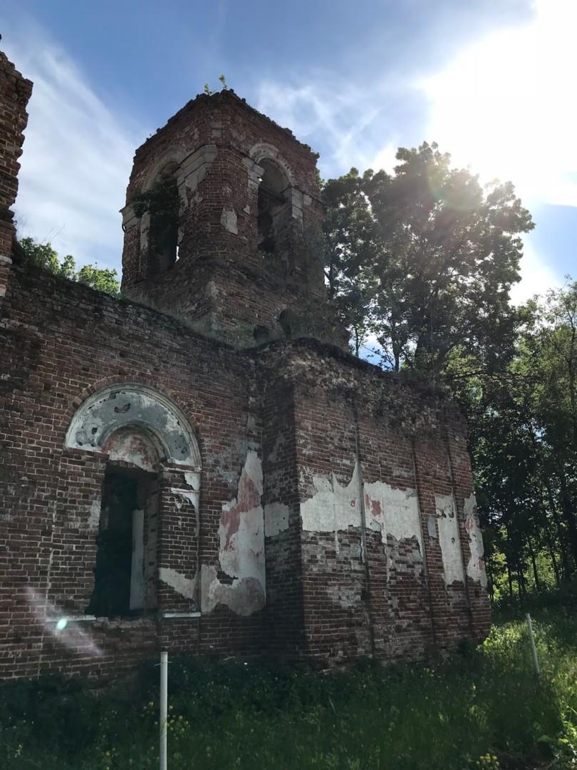 Космодамиановский храм (с.Елизино, Пензенская область)