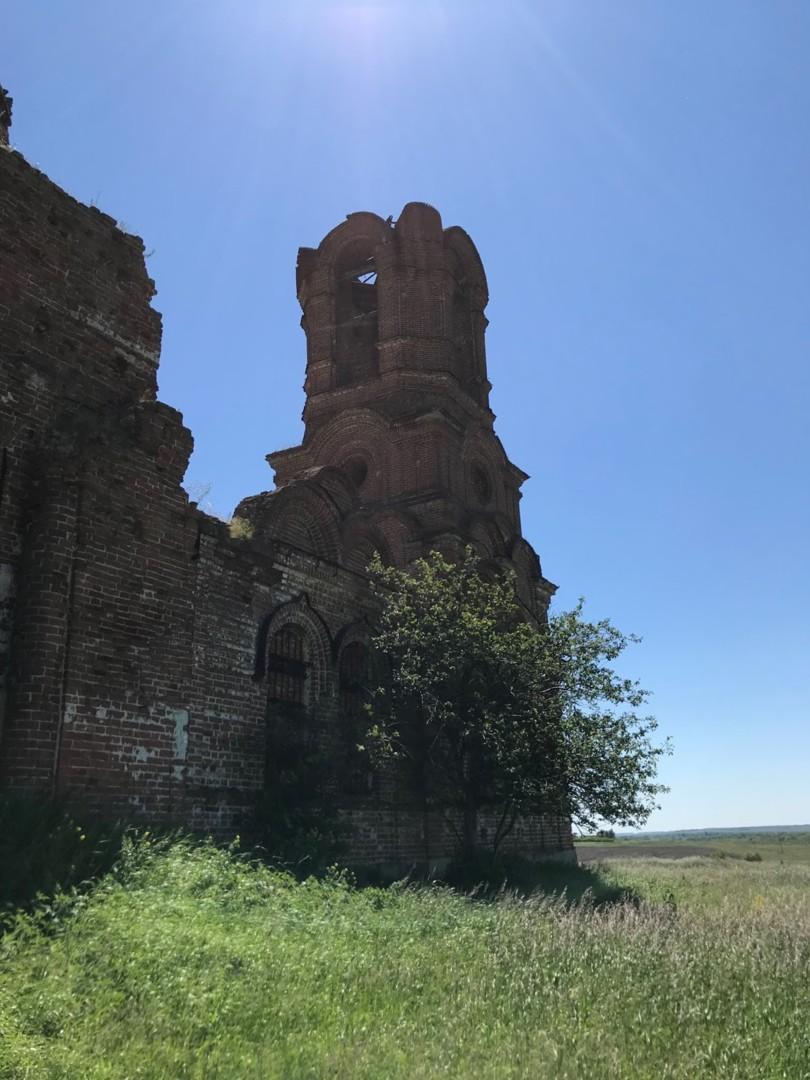 Никольский храм (с.Николо-Азясь, Пензенская область)