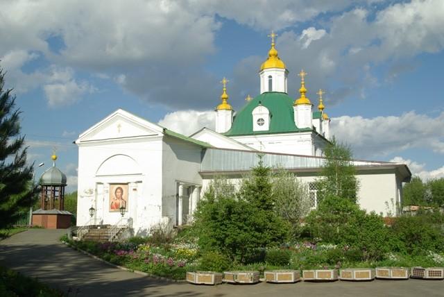 Петропавловский собор в Перми
