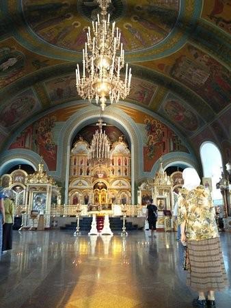 Храм Вознесения Господня в Перми