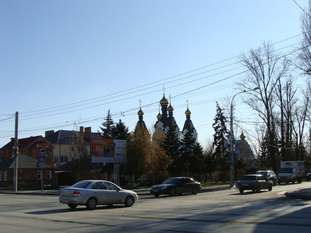 Троицкая церковь в Ростове-на-Дону